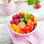 Breakfastbowl with Quinoa