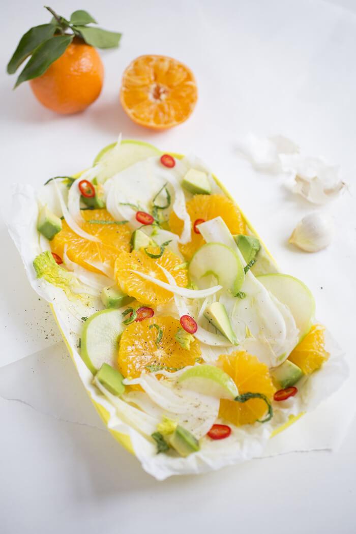 fenel orange salad