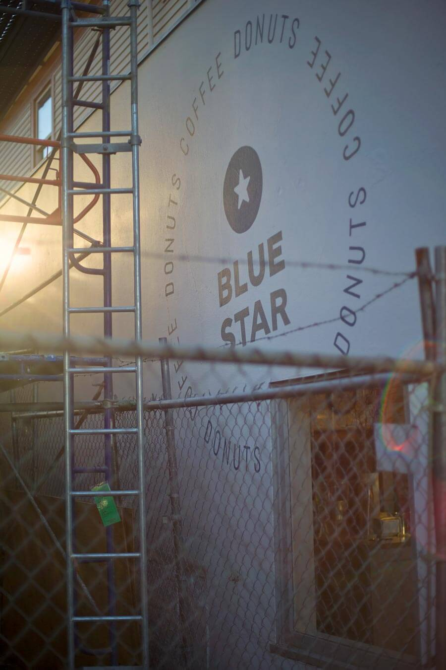 Blue Star Donut