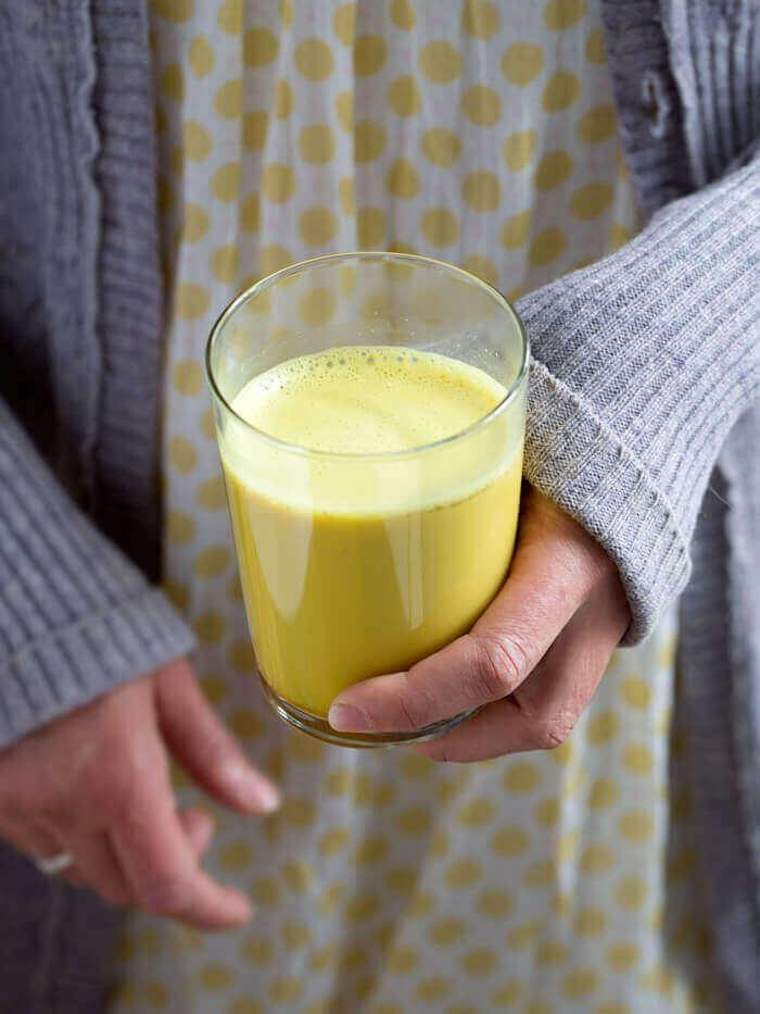 Golden Girl Milk Smart Aging